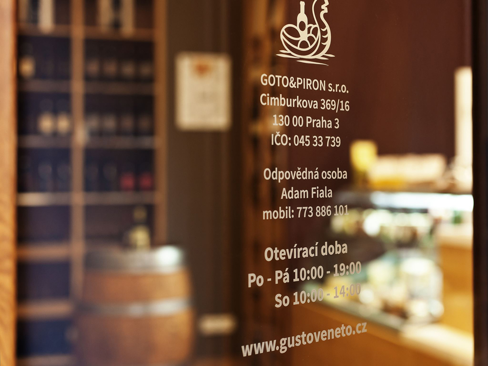 Atelier del gusto Veneto in Prague | 2015