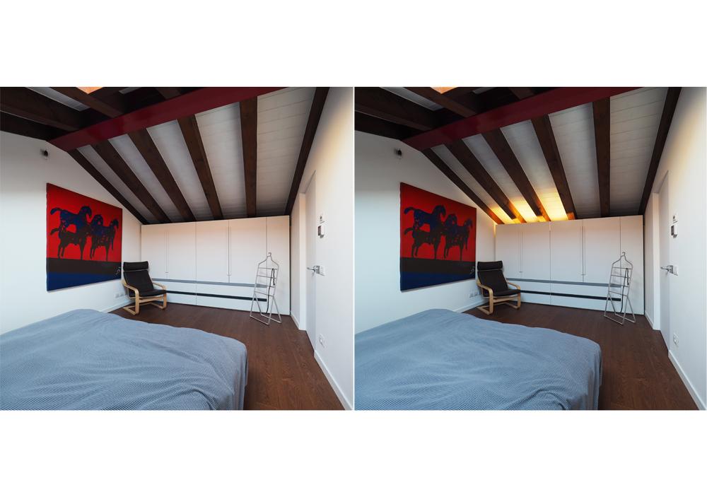 Casa per due artisti | 2015